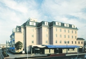 ホテル リッチタイム施設全景