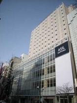 ホテルルートイン札幌中央施設全景
