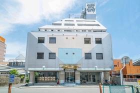 ビジネスホテル西浦施設全景