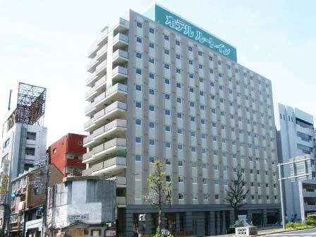 ホテルルートイン名古屋今池駅前