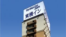 東横イン博多口駅前2施設全景