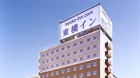 東横イン町田駅小田急線東口施設全景