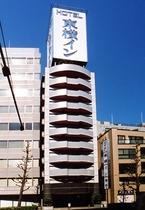 東横イン浅草蔵前1(旧:浅草蔵前雷門)施設全景