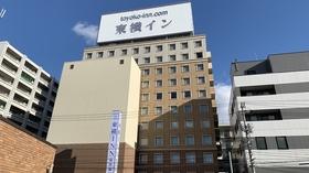 東横イン広島駅新幹線口施設全景