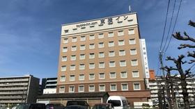 東横イン奈良新大宮駅前施設全景