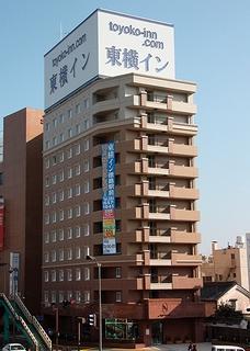 東横イン徳島駅前施設全景