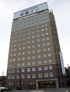 東横イン富山駅新幹線口1施設全景
