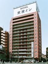 東横イン品川駅高輪口施設全景