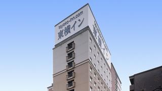 東横イン広島駅南口右施設全景