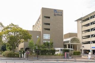 天然温泉のあるホテル 京都エミナース施設全景