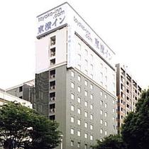 東横イン横浜スタジアム前1(旧:横浜スタジアム前本館)施設全景