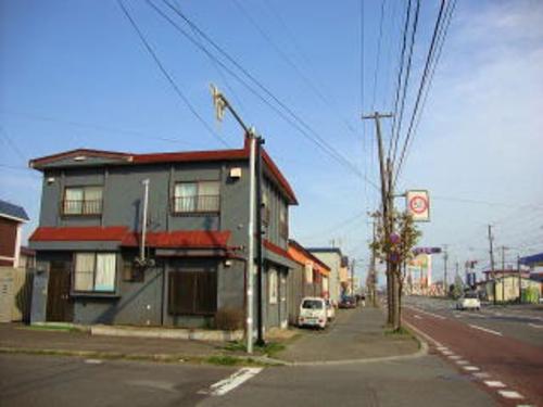ゲストハウス 函館クロスロード施設全景