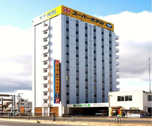 スーパーホテル四日市・国道1号沿 駐車場のご案内【楽天 ...