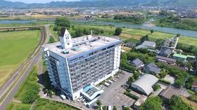 原鶴温泉 原鶴グランドスカイホテル(BBHホテルグループ)施設全景