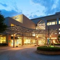 ホテル熊本テルサ施設全景