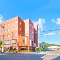 中村第一ホテル施設全景