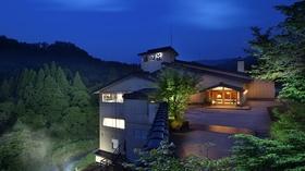 銀山温泉 仙峡の宿 銀山荘 施設全景