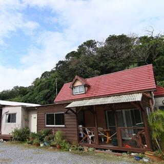 OKINAWA 茶房&ゲストハウス やまご家施設全景
