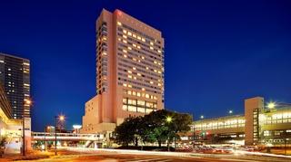 シェラトングランドホテル広島施設全景