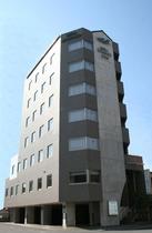 ホテル エスタシオン ひこね施設全景