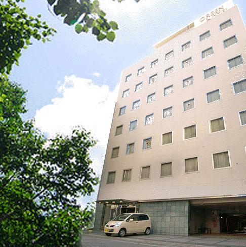 姫路グリーンホテル立町(兵庫) ...
