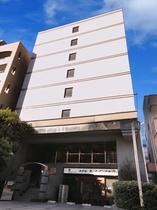 ホテルルートイン北松戸駅前施設全景