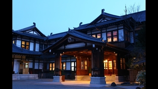 奈良ホテル施設全景