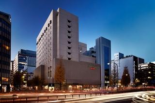コートヤード・マリオット 銀座東武ホテル施設全景