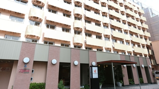 ホテル法華クラブ広島施設全景