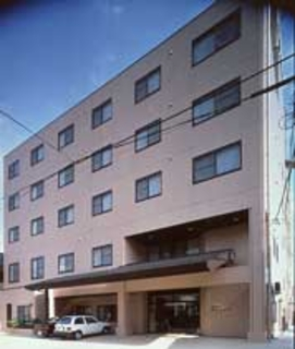 岩井ホテル施設全景