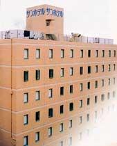 サンホテル和歌山施設全景