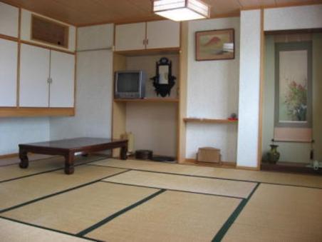和室 ゆったりくつろげる畳のお部屋(ペット不可)