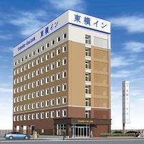 東横イン伊勢松阪駅前施設全景