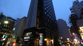アパホテル<池袋駅北口>施設全景