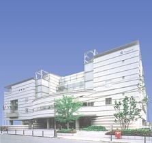 愛知県女性総合センターウィルあいち施設全景