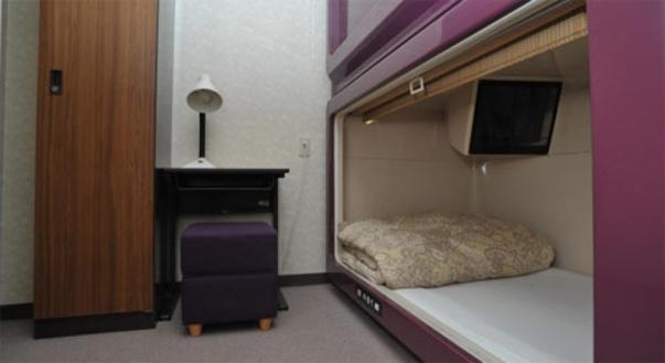 ◆男性専用◆個室カプセルルーム(上段)