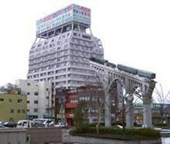 米子ユニバーサルホテル(ユニバーサルホテルチェーン)施設全景