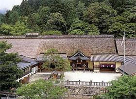 古峯神社施設全景