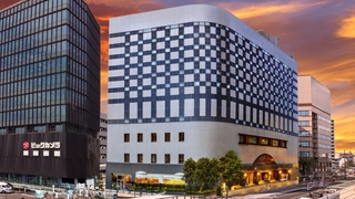 ニューオータニホテルズ ザ・ニューホテル熊本施設全景