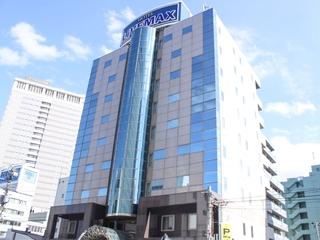 ホテルリブマックス札幌施設全景