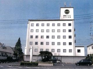 倉敷ビジネスホテル水島施設全景