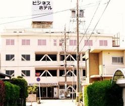 ビジネスホテル マルヤマ施設全景