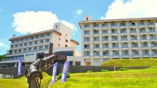 むいか温泉ホテル(旧:上越六日町高原ホテル)施設全景