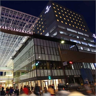 ダイワロイネットホテル高松施設全景