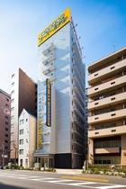 スーパーホテル 東京・大塚施設全景