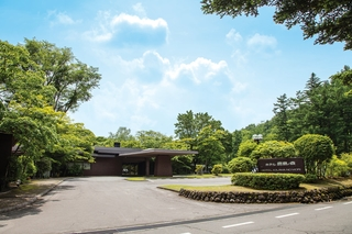 ホテル鹿島ノ森(オークラホテルズ&リゾーツ)施設全景