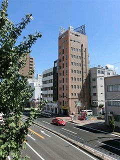 ニュー松竹梅ホテル施設全景