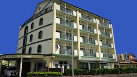 ホテルキャッスルヴィレッジ宮古島(旧宮古島温泉ホテル)<宮古島>施設全景