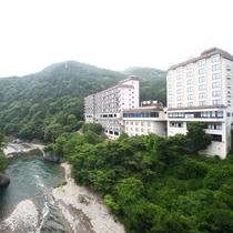 鬼怒川温泉ホテルニューおおるり