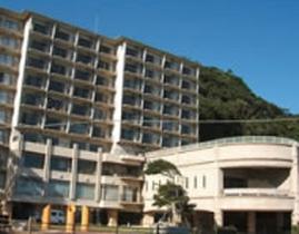 熱川温泉 熱川シーサイドホテル施設全景